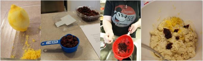 cranberry scones mixin