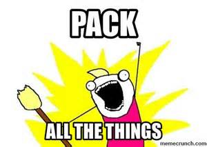 pack all the things