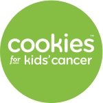 cookies for kids cancer badge