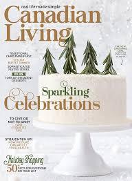 Canadian Living - December 2019 - Free Download PDF Magazines -  worldofmagazine.com